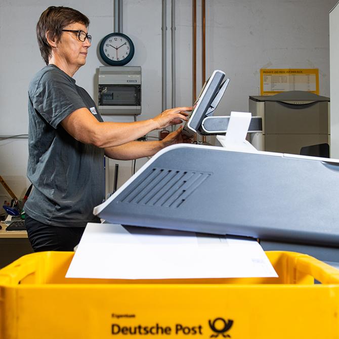 Full-Service-Lettershop mit Versandgut GmbH